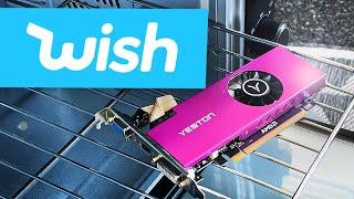 WISH.com Gaming PC - Es wird WILD!! #GamingSchrott