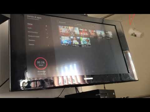 Omg how to get more storage on Xbox one 2017 September
