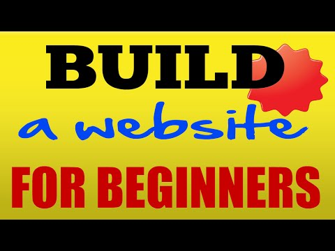 How to Build a Website For Beginners: Make Your Own Blog For Free