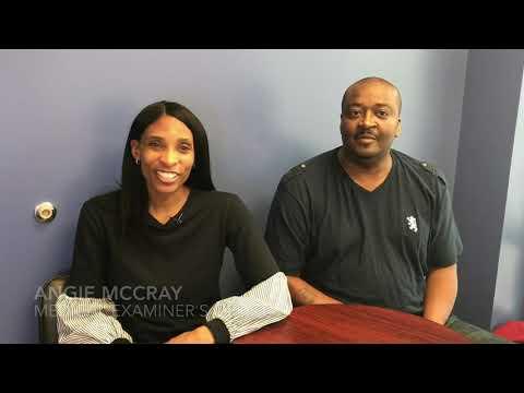 Service Legends: Artemus Barnes & Angie McCray