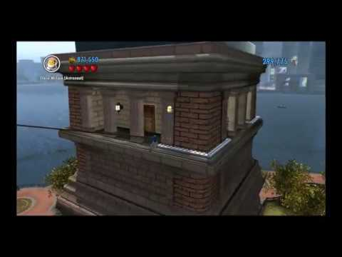 How to Get to Lady Liberty Island - Lego City Undercover