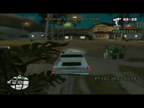 Let's Play GTA San Andreas Ep. 4