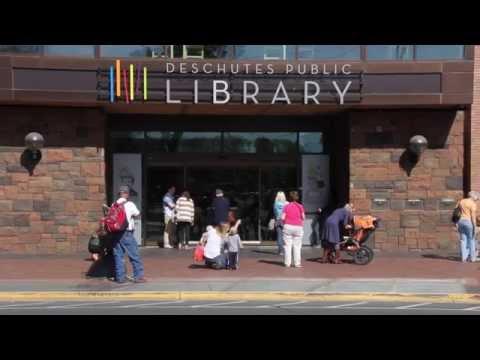 Days at Deschutes Public Library