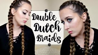 How To Dutchfrench Braid Your Own Hair