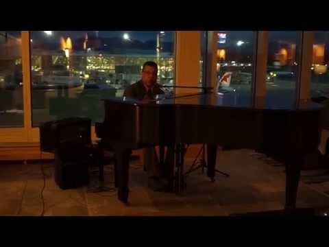 Fairmont Vancouver Airport Jetside Bar Harvey Live Music