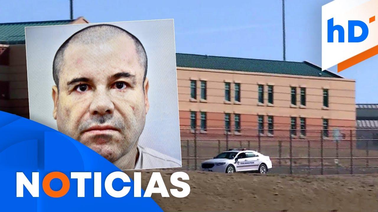 'El Chapo' Guzmán pasa así sus días en la prisión | hoyDía | Telemundo