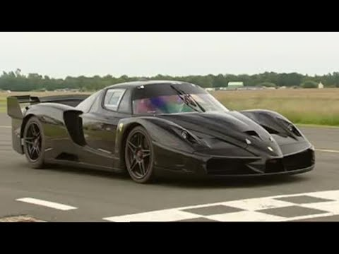 Ferrari FXX | The Stig's Power Lap | Top Gear | Series 13 | BBC