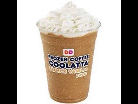 Dunkin' Donuts Coolatta Copycat Recipe