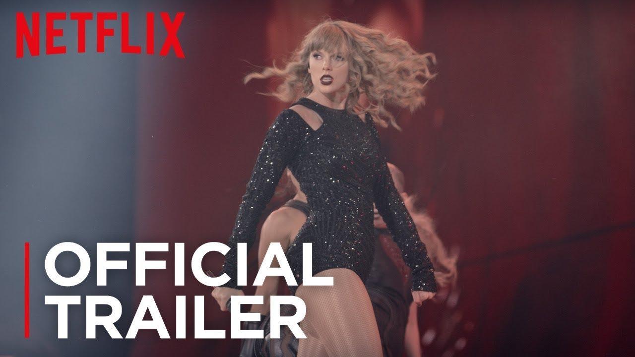 Taylor Swift reputation Stadium Tour | Official Trailer | Netflix
