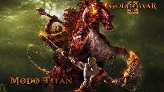 God Of War 2 - Modo Titan - 100% Playthrough [1080p 60fps]