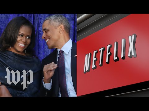 What are the Obamas and Netflix up to?