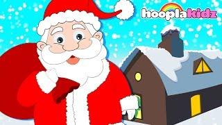 Up on the Housetop | Christmas Song Collection for Children | HooplaKidz