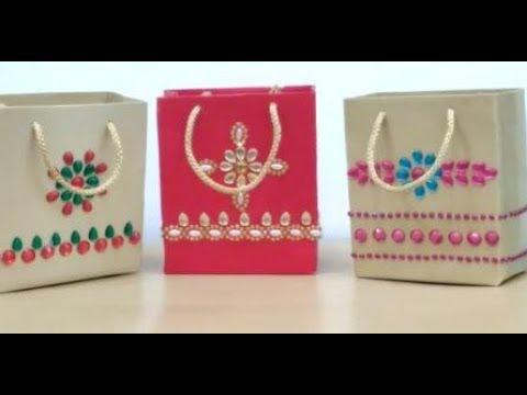 DIY Designer Paper Bag