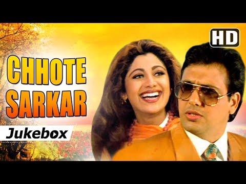 Chhote Sarkar Songs 1996 (HD)   Govinda, Shilpa Shetty   Chartbuster 90's Hits