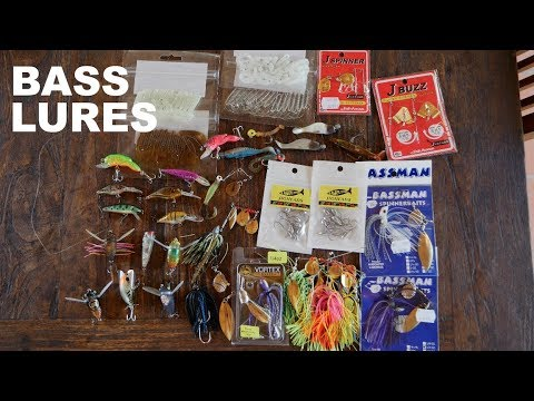 BEST LURES FOR AUSTRALIAN BASS AND OTHER NATIVE SPECIES 4K