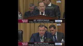 Word for Word: House Judiciary Cmte Votes to Hold Attorney General in Contempt (C-SPAN)