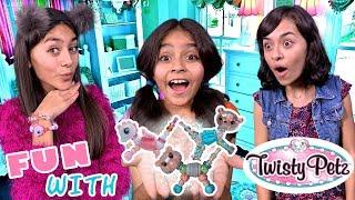 Twisty Petz Series 2 Unboxing - Fun Toy Master Haul // GEM Sisters