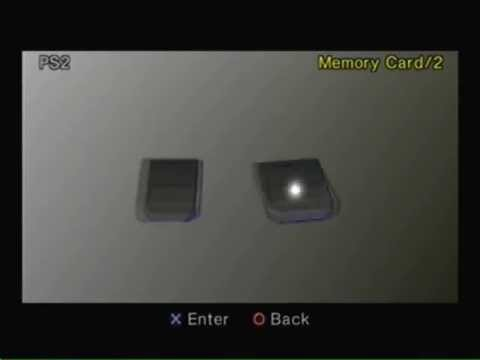 PS2/PS1 Memory Cards