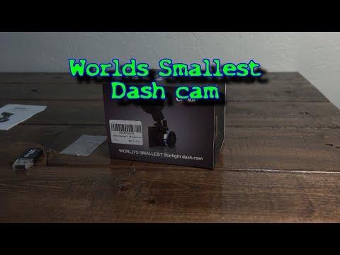 Worlds Smallest Dash Cam by Conbrov