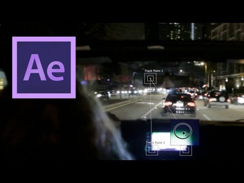 After Effects: How to Track and Replace
