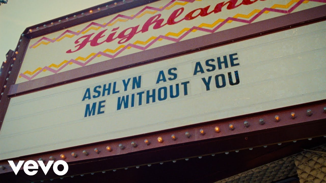 Me Without You - Ashe