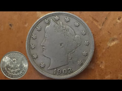 Liberty Head (V) Nickel: Know Your Coins!