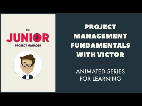PROJECT MANAGEMENT COURSE FOR BEGINNERS | Story about the Junior PM