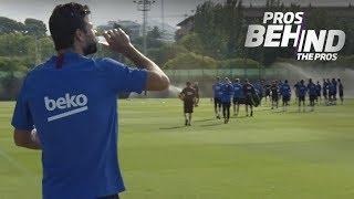 """#ProsBehindThePros   Episode 2 """"Training days"""" by Beko"""