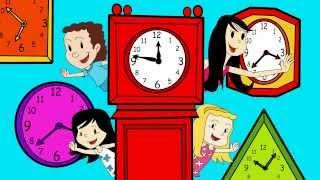 Tiquetaque - As horas e a tabuada do 5  -- As canções da Maria II - Maria de Vasconcelos