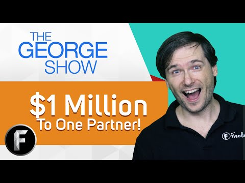 ★ $1 million paid to one Freedom! partner