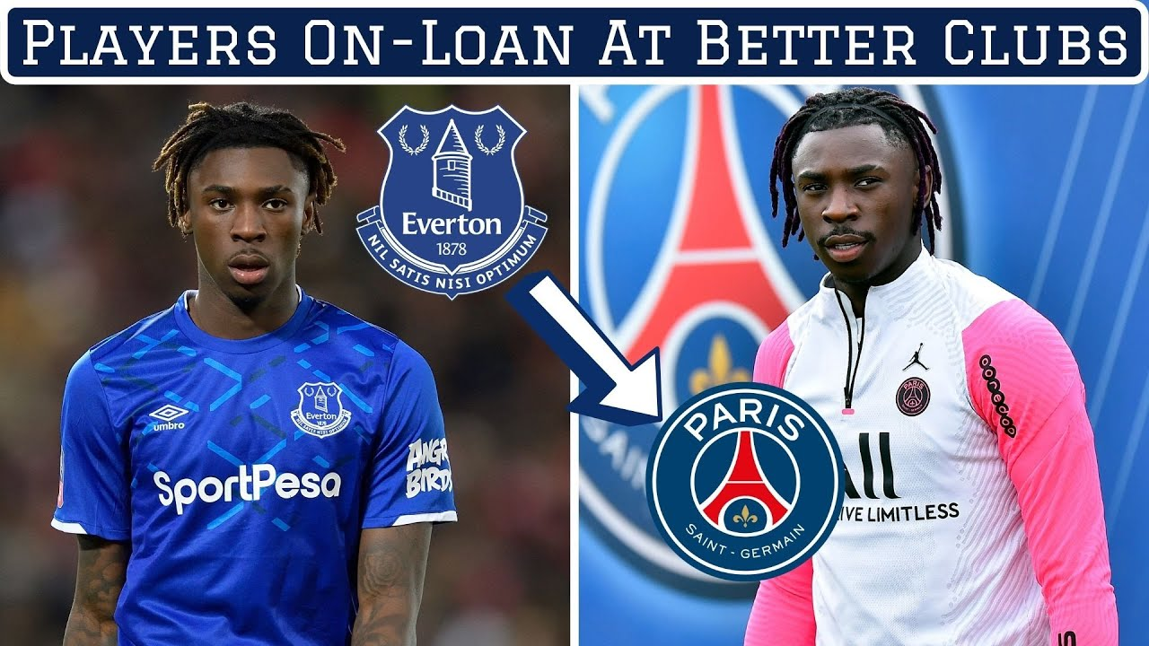 7 Footballers On-Loan At Clubs Better Than Their Own