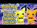 Get A Shiny Pichu, Pikachu or Raichu Using Lightning Rod! Pokemon Sun Moon