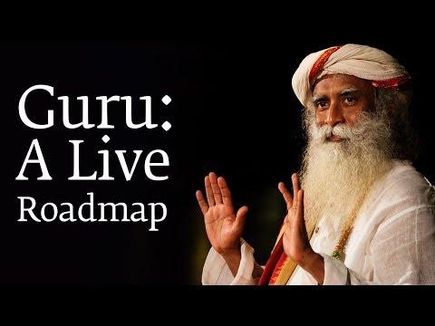 Guru: A Live Roadmap | Shekar Kapur with Sadhguru