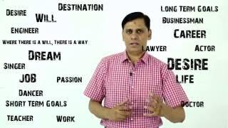DESIRE & WILL POWER (in Hindi) By Ashok Mishra - Motivational Speaker