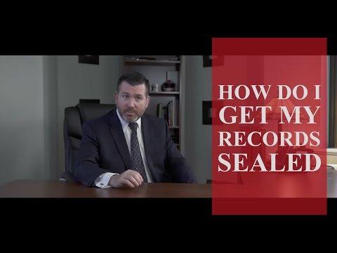 How do I get my records sealed? | Keffer Barnhart Criminal Defense & Divorce Attorneys
