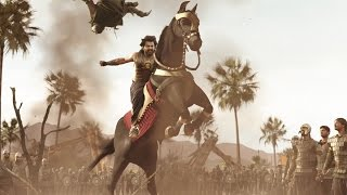 Baahubali - The Beginning 30 sec Trailer | Releasing on July 10th