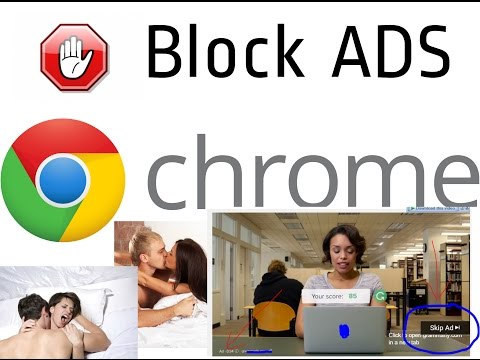 Block/Remove Ads on Google Chrome | 100% Working [How To]