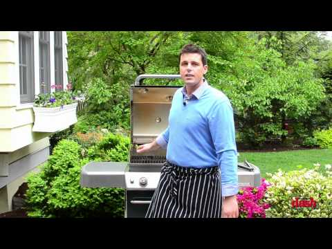 How to Clean the Grill with Foil (No Brush Needed!)