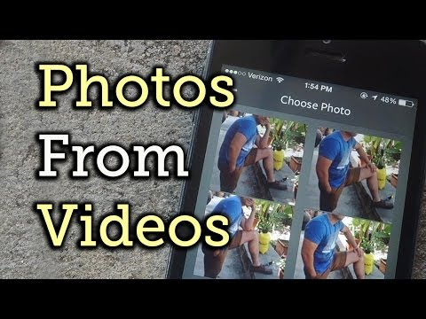 Find All of the Great Photos Hidden in Your Videos - iOS - iPad, iPhone, iPod touch [How-To]
