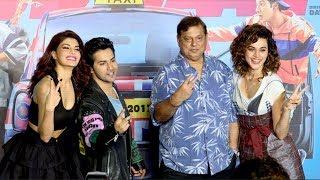 Judwaa 2 Trailer Launch | Varun Dhawan | Jacqueline | Taapsee | David Dhawan | Sajid Nadiadwala