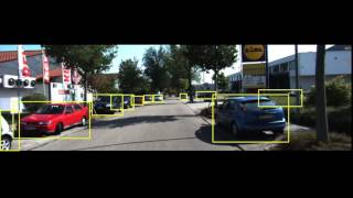 CES 2016: NVIDIA DRIVENet Demo - Visualizing a Self-Driving Future (part 5)