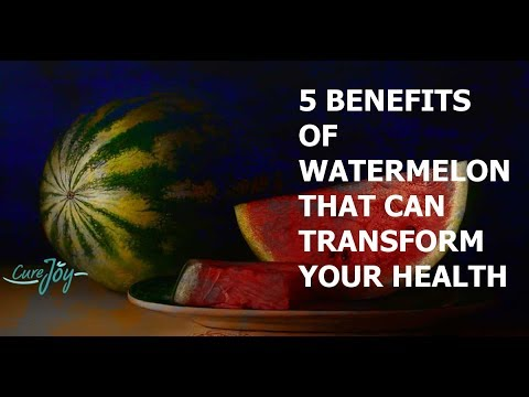 5 Benefits Of Watermelon That Can Transform Your Health