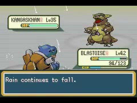 Pokémon FireRed - Boss Giovanni (Silph Co.)