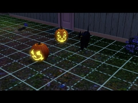 Let's Play - The Sims 3 Seasons (Part 12) - Pumpkin Murder!