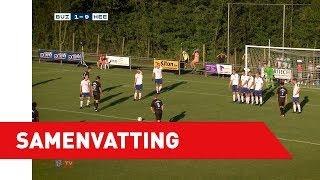 Samenvatting VV Buitenpost - sc Heerenveen (oefenwedstrijd)