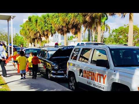 Biscayne Elementary's Transportation Fair | Infinity Insurance