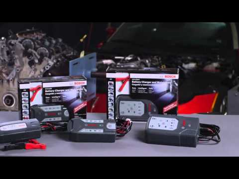 Bosch C3 & C7 Battery Chargers