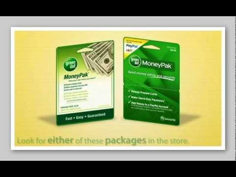 Learn How to Add Funds to PayPal with MoneyPak
