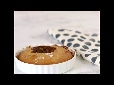 Single Serving: How to Make a Molten Chocolate Cookie