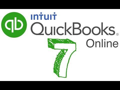 7. Quickbooks Online - How to ADD VENDORS   2018